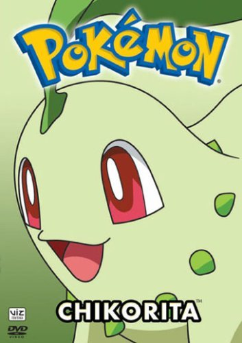 Vol. 18 Chikorita Pokemon All Stars Ao