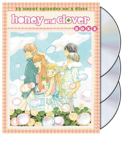 Set 2 Honey & Clover Nr 3 DVD