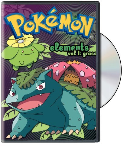 Vol. 1 Grass Pokemon Elements Nr