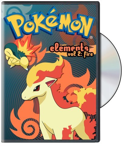 Vol. 2 Fire Pokemon Elements Nr