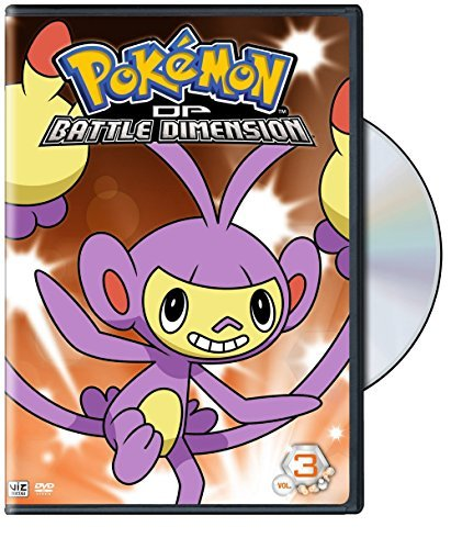 Vol. 3 Pokemon Diamond & Pearl Battle Nr