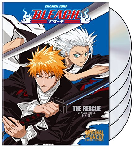 Bleach Set 3 Uncut Special Ed. Nr 5 DVD