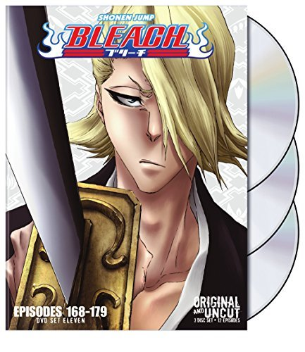 Bleach Uncut Set 11 Viva Nr