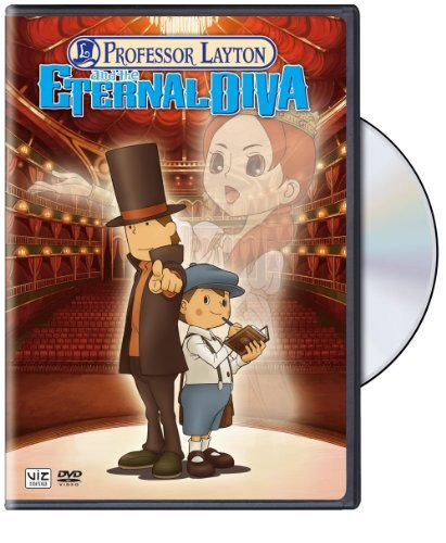 Professor Layton & The Eternal Professor Layton & The Eternal Nr