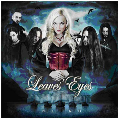 Leaves' Eyes Njord Lmtd Ed. Digipak Incl. Bonus Tracks