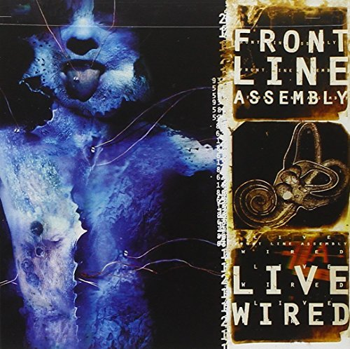 Front Line Assembly Live Wired 2 CD