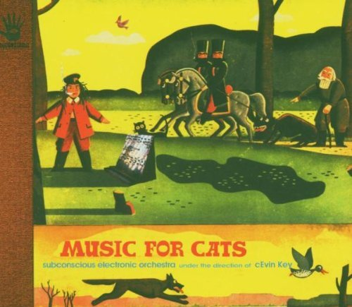 Cevin Key Music For Cats