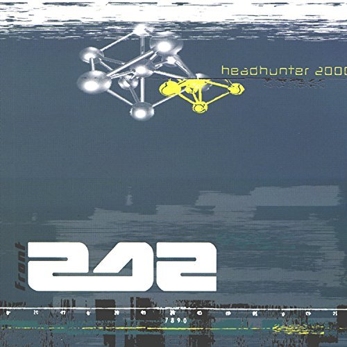 Front 242 Headhunter 2000 Ep 2 CD