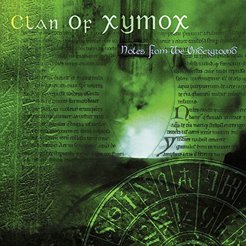 Clan Of Xymox Notes From The Underground
