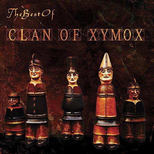 Clan Of Xymox Best Of Clan Of Xymox