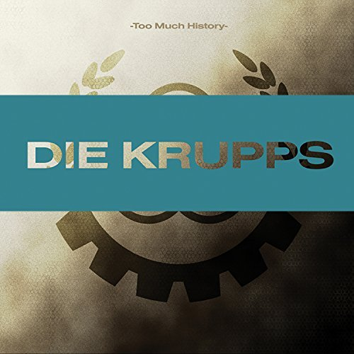 Die Krupps Too Much History 2 CD