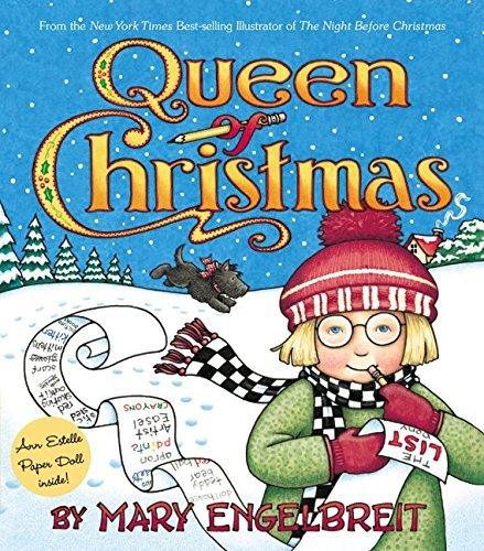 Mary Engelbreit Queen Of Christmas Ann Estelle Stories