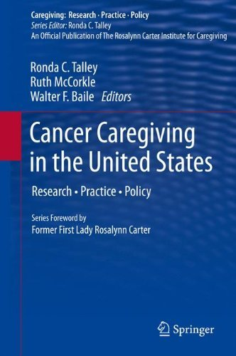Ronda C. Talley Cancer Caregiving In The United States Research Practice Policy 2012