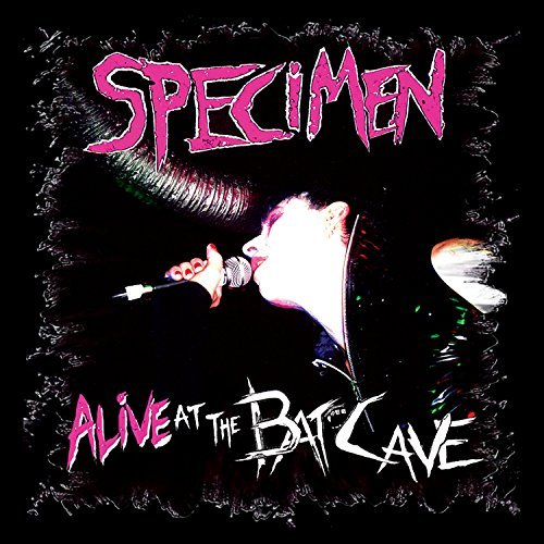 Specimen Alive In The Bat Cave