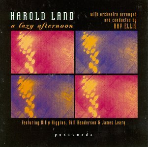 Harold Land Lazy Afternoon