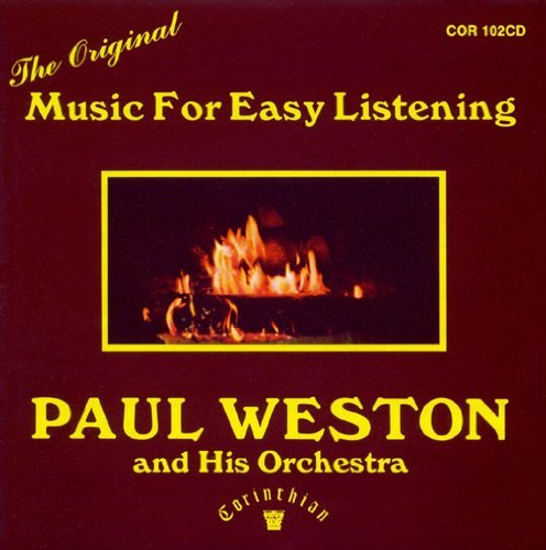 Paul & His Orchestra Weston Original Music For Easy Listen