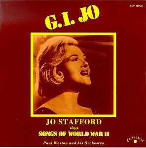Jo Stafford G.I. Jo Songs Of World War Ii