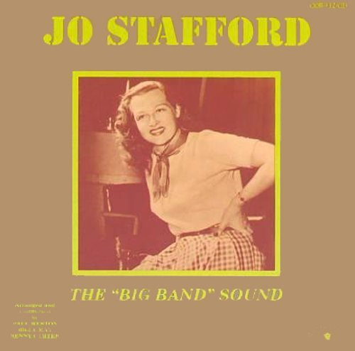 Jo Stafford Big Band Sound