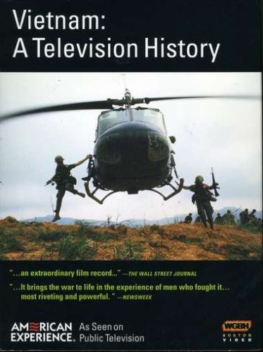 Vietnam Television History American Experience Nr 4 DVD