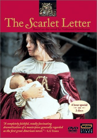 Scarlet Letter Foster Heard Conway Nr 2 DVD