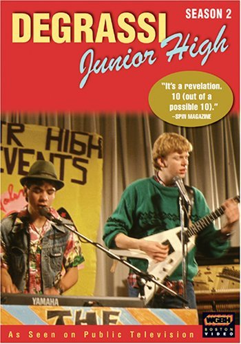 Degrassi Junior High Season 2 Clr Nr 3 DVD