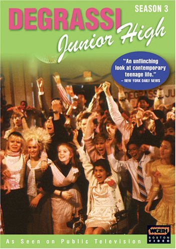 Degrassi Junior High Season 3 Clr Nr 3 DVD