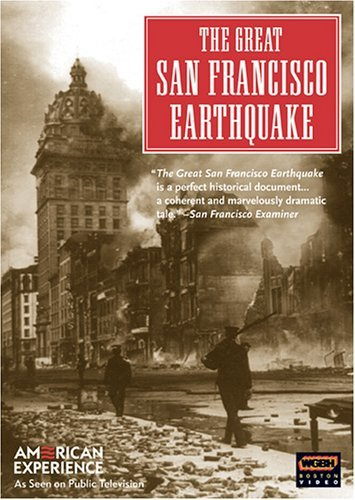 Great San Francisco Earthquake American Experience Nr