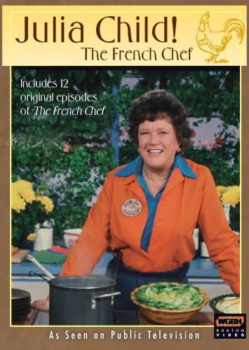 Julia Child! The French Chef Julia Child! The French Chef Nr 3 DVD