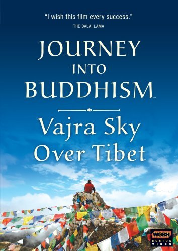 Vajra Sky Over Tibet Journey Into Buddhism Nr