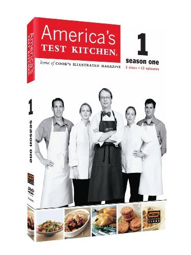 America's Test Kitchen America's Test Kitchen Season Season 1 Nr 2 DVD