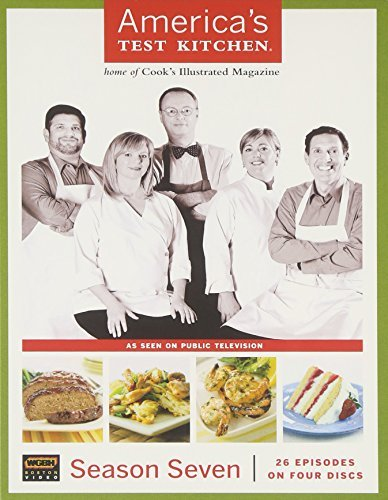 America's Test Kitchen America's Test Kitchen Season Season 7 Nr 4 DVD