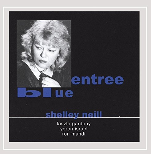 Shelley Neill Entree Blue