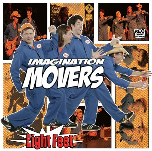 Imagination Movers Eight Feet