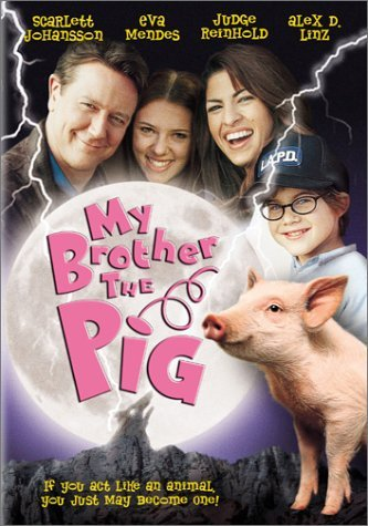 My Brother The Pig My Brother The Pig Clr Pg