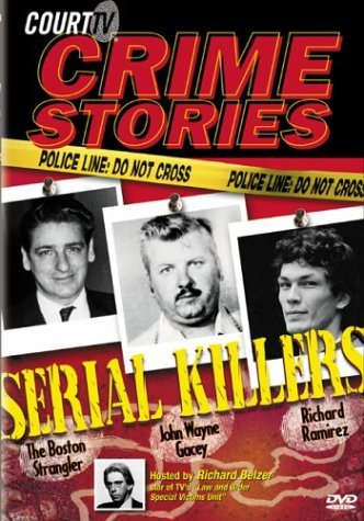 Crime Stories Serial Killers Vol. 1 Boston Strangler John W Clr Nr