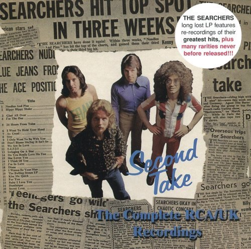 Searchers Second Take Rca Uk Recordings