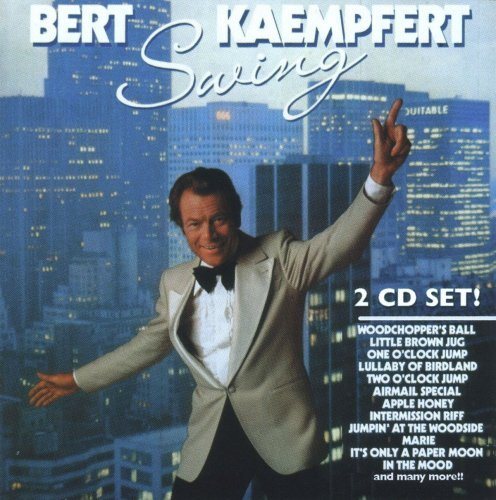 Bert Kaempfert Swing With Bert Kaempfert 2 CD Set