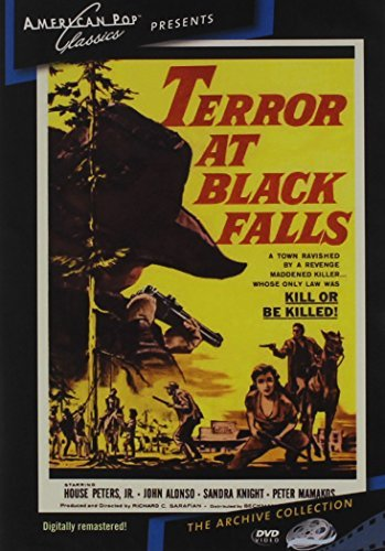 Terror At Black Falls (1962) Mamakos Peters Gray This Item Is Made On Demand Could Take 2 3 Weeks For Delivery