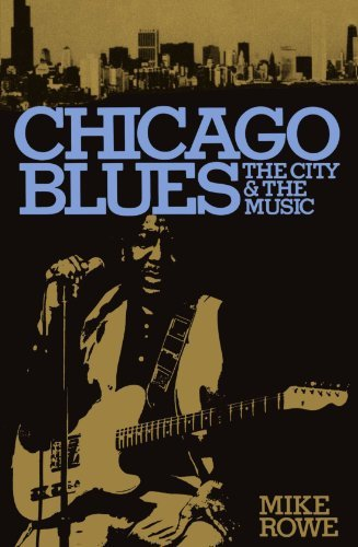 Mike Rowe Chicago Blues