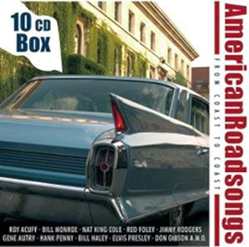 American Roadsongs American Roadsongs Import Eu 10 CD Set