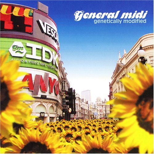 General Midi Genetically Modified