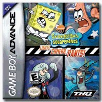 Gba Spongebob Lights Camera Pants!