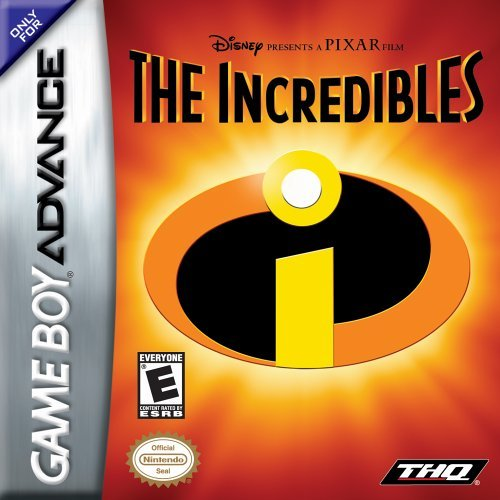 Gba Incredibles