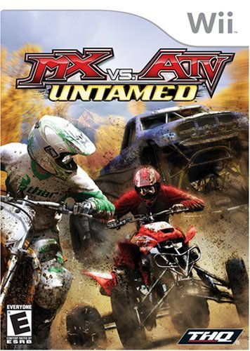 Wii Mx Vs. Untamed T