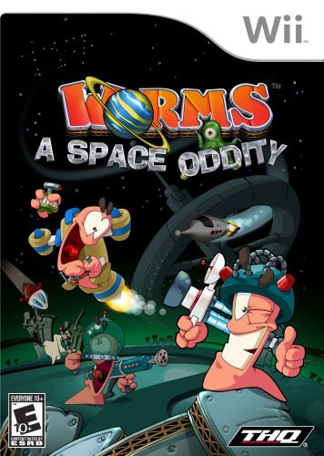 Wii Worms A Space Oddity