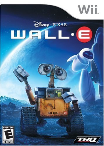 Wii Wall E