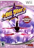 Wii All Star Cheer Squad