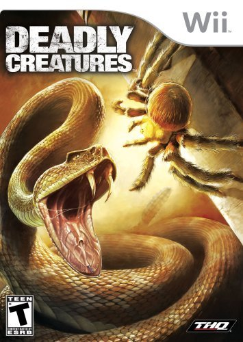 Wii Deadly Creatures