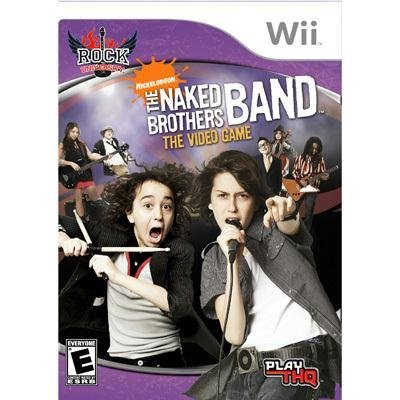 Wii Naked Brothers Band E