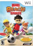 Wii Big Beach Sports Thq Inc. E